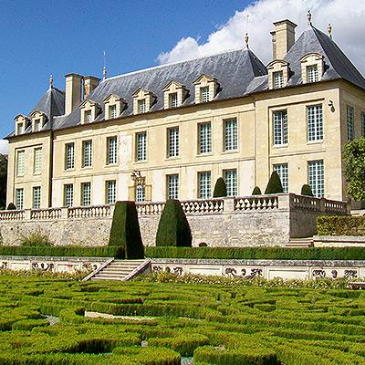 Leyrit's Castle at Auvers-sur-Oise