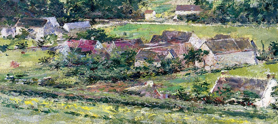 Giverny and Auvers (Impressionists)
