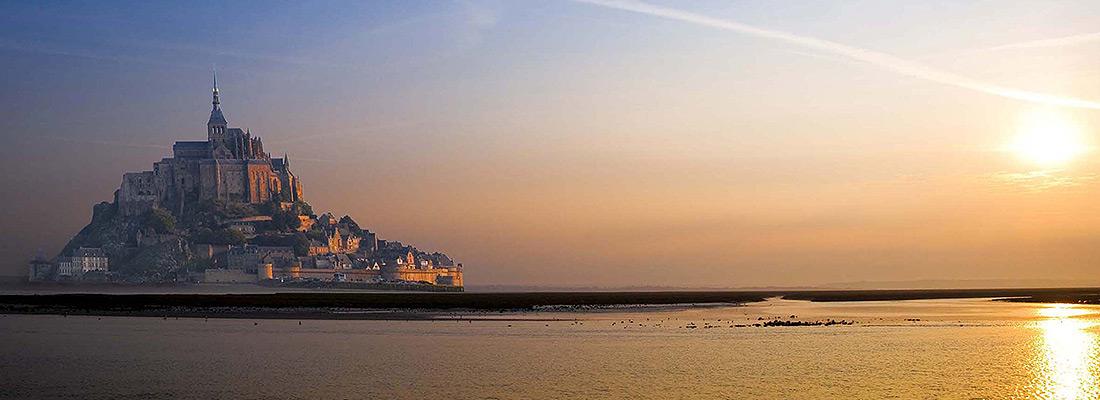 Mont St. Michel & St. Malo