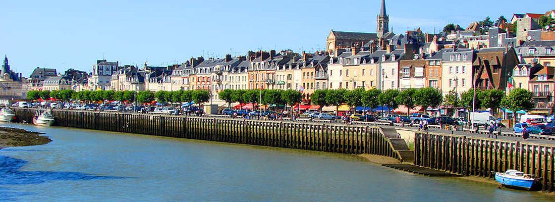 Deauville, Trouville & Honfleur